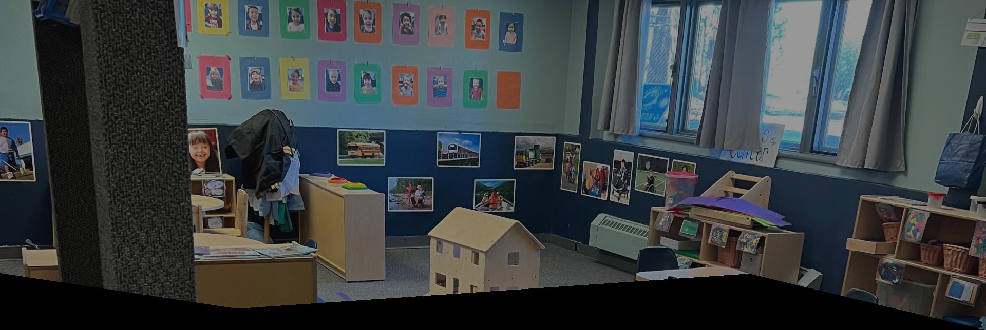 kids forming circles